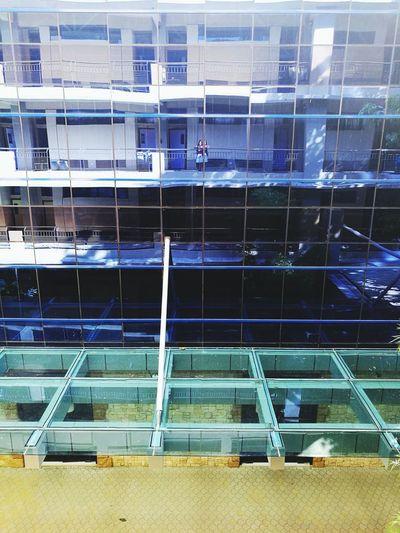 Yup thats me Building Exterior Architecture Outdoors Built Structure Glass Building