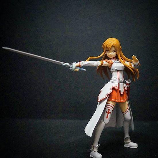 Asuna Sao Sao Figma Saoggo SwordArtOnline Swordartonline2 Gungaleonline Figmaasuna Xperia_knight