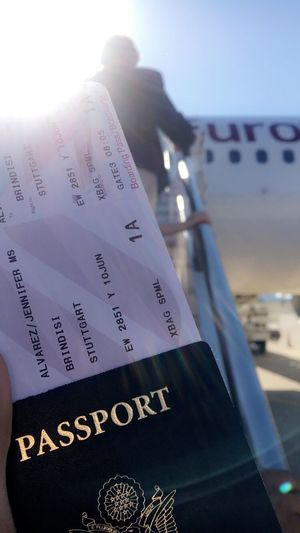 Passport Travel Airport Vacations