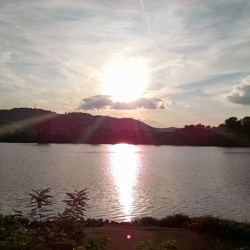 river. ☀Nofilter Westvirginia Wildandwonderful Ilovemystate