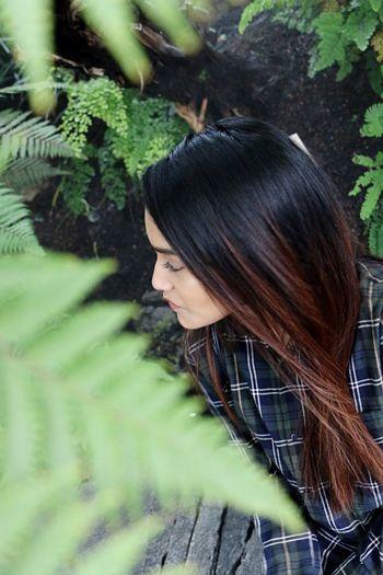 Nature Hairdye Ombre Hair Ombre