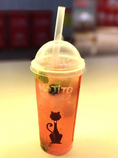 Mojito Girl Drink