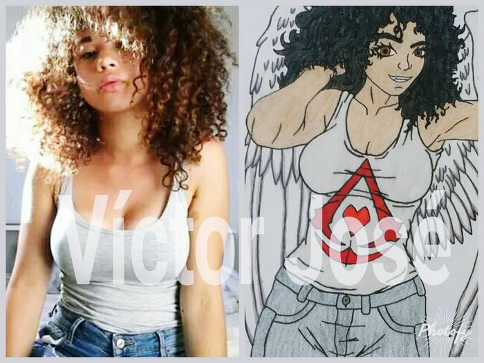 I love drawing some time when I see this pic: Collage Multiple Image Casual Clothing Curly Hair Sexygirl SexyGirl.♥ Hotbody Draw By Me Sketch Sketchbook Drawing ✏ Ebonygirl Brownskinbeauty Cute Body Girls Smiling Draw Sexybodyy Shirtless Sketch Art Boobie ❤