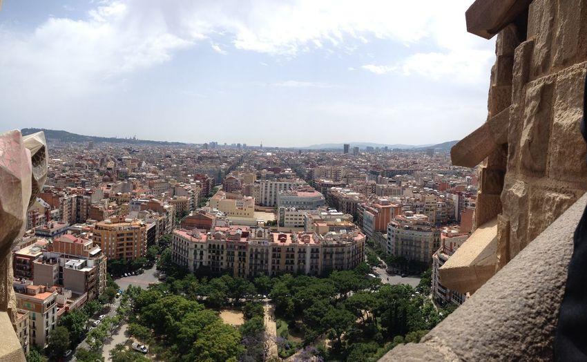 SPAIN Barcelona Tourism