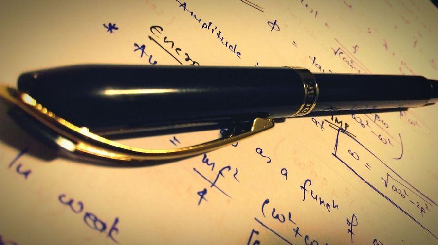 Room --> pen --> click!