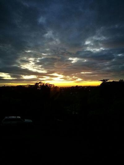 A beautiful morning....