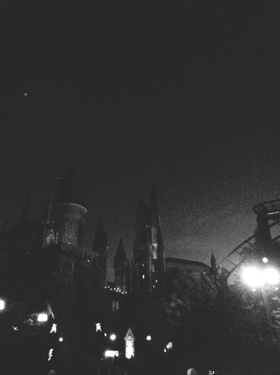 The EyeEm Facebook Cover Challenge Hogwarts Universal Studios  Island Of Adventure