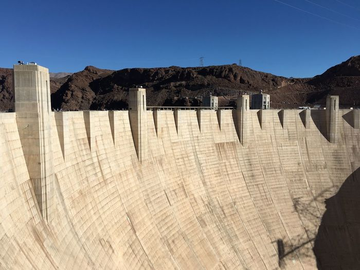 Hover Dam My View Right Now The Week On EyeEm Taking Photos Power Power Generation Electricity Generation BIG Amazing Architecture Huge Power Generation Dam Hydroelectric Power Hydroelectric Power Dam Hover Dam Hydroelectric Power Fuel And Power Generation Dam Renewable Energy Alternative Energy Built Structure Day Architecture Power Station Electricity  Water