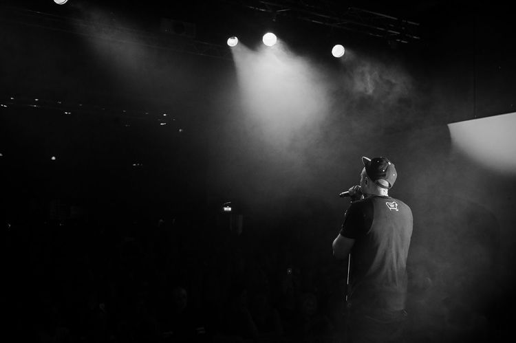 Live on stage. Check This Out Stagephotography Petter Blackandwhite