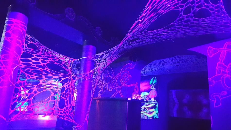 Black Cube Invasion Goa Party Stringart Trippyart Psychedelictrance Partydecorations Psychedelicart Rave