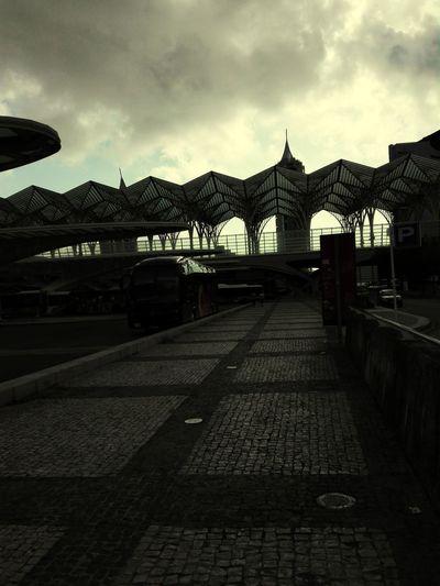 Cloud and fair! City Sky Architecture Built Structure Arch Bridge Railway Bridge