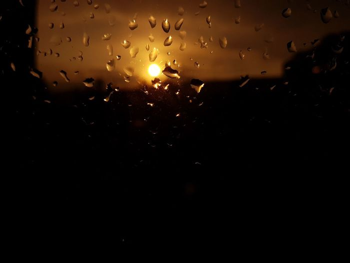 Drop No People Night Window Backgrounds Sky Indoors  Water Close-up Nature Day Outdoors Mobilephotography Rainy Days☔ Beauty In Nature Galaxy S8 Rainy Days In Tbilisi Sunset Nightlife Landscape EyeEmNewHere Rainy Days