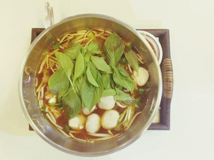 Chabu Chau Thai Style Chabu Thai Style Soup Thai Soup Meat Ball Lunch