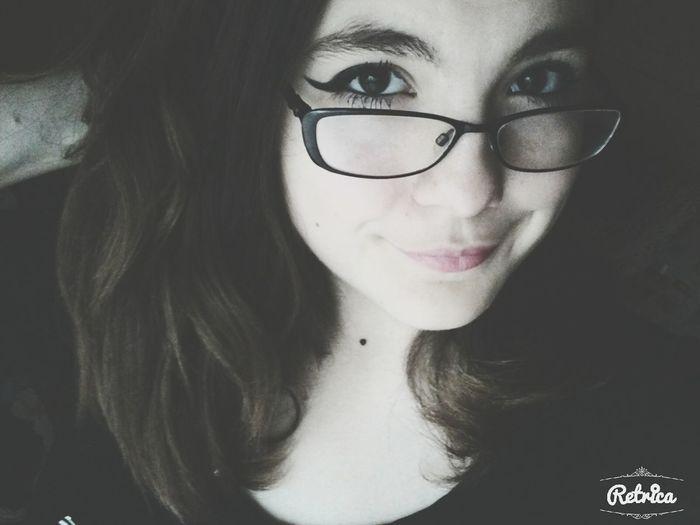 Selfie ✌ Happy feeling happy and confident.