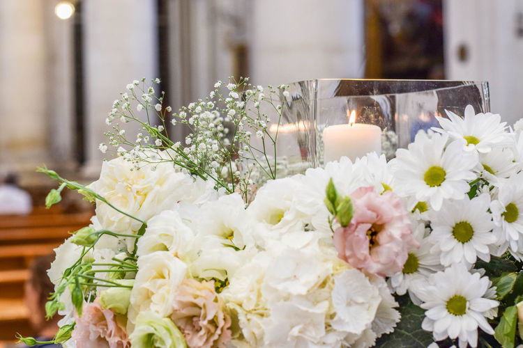 © www.rodiphotography.com Joy Serenity Tranquility Flower Wedding Wedding Photography Church Churches Church Buildings Religion Religion And Beliefs Religion And Tradition Wedding Dress Bunch Of Flowers Peony  Wedding Ceremony Blooming In Bloom For Sale Ceremony Groom Petal Flower Arrangement