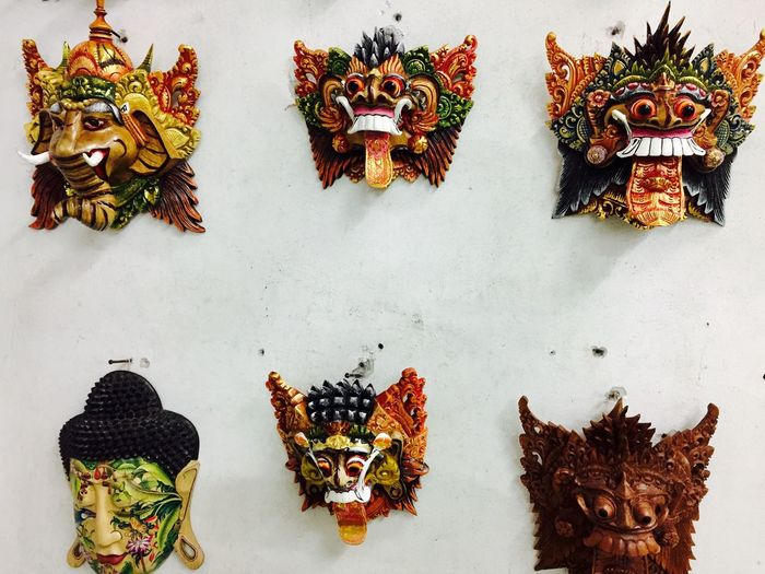 Arts Culture And Entertainment Bali, Indonesia Chinese Dragon Colors Cultures Masks Religion
