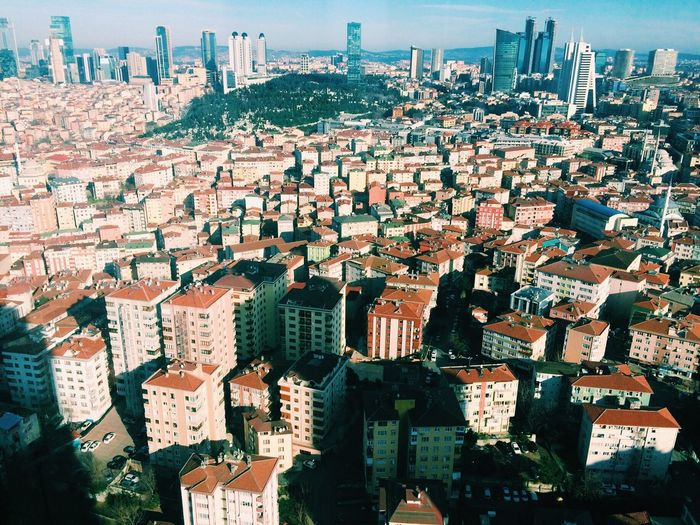 Taking Photos Hello World Ugly scape city Istanbul City