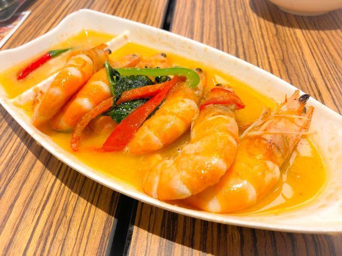 Seafoods Dinner
