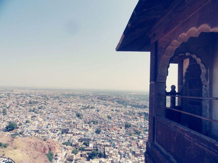 JodhpurCity Blue City Rajasthandiaries Mehrangarhfort Top View Traveldiaries The Week On Eyeem 13 Travel