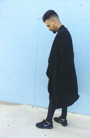 First Eyeem Photo Streetphotography Street Fashion Streetwear Street Style Fashion Longline Nike✔ Nikerosherun