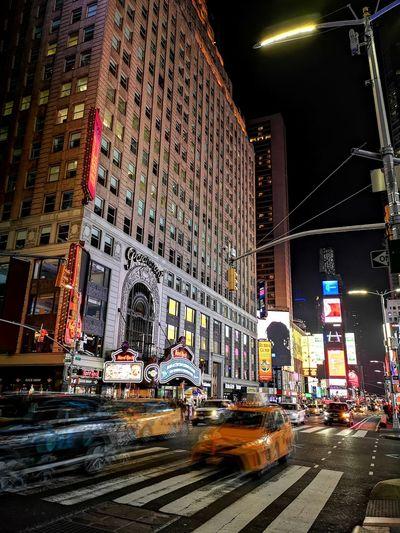 Time Square in