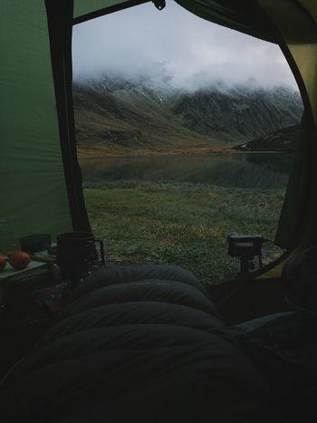 Campinglife Tentview Tents Nature Zeinisssee Montafon Vorarlberg  Austria Alps Alpen Wandern Hiking Landscape Outdoors Second Acts