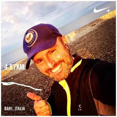 Little bit of... Nikeplus Run Runner Afterunning Iliveinamovie Paolograssi