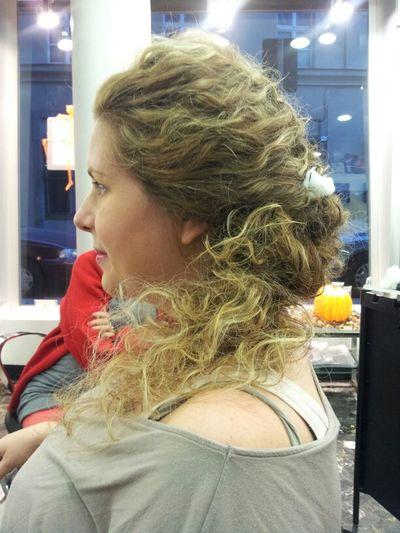 New Look Mariano Parisi Hair & Make Up