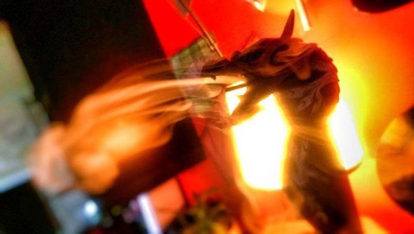 J'adore =p Dragon Fumée Encens