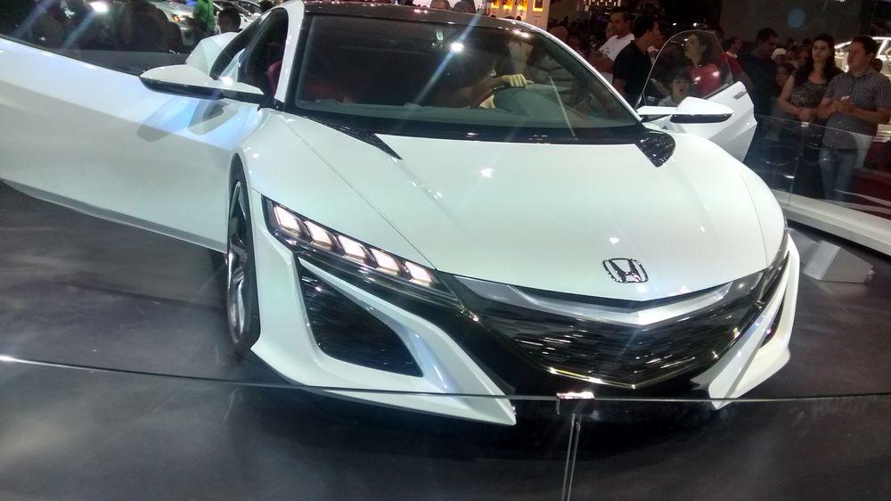 Sport Cars Honda