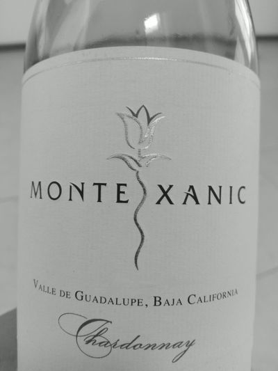 Drawing - Art Product Text No People Close-up Handwriting  Day Monte Xanic Wine Tasting Gray Textured  Monte Xanic
