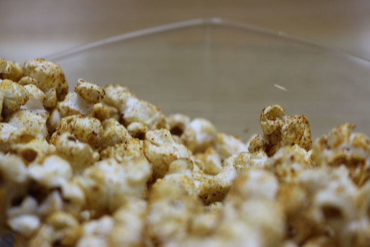 Popcorn Close-up Day Food Food And Drink Food Photography Freshness Indoors  Macro No People