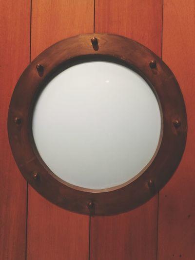 Brown Wood - Material Window Windows Boat Window Circular Window Boat Interior Sailing Sailboat Sailor