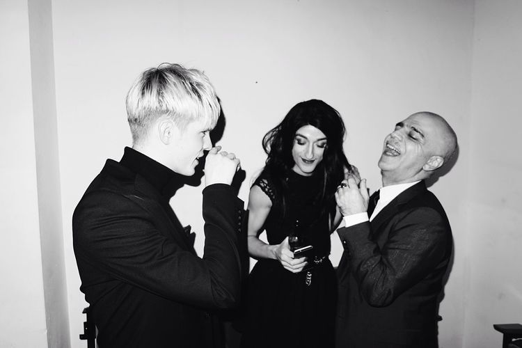 RePicture Ageing Night Out Party Socializing Hanging Out Blackandwhite Black And White Capture The Moment