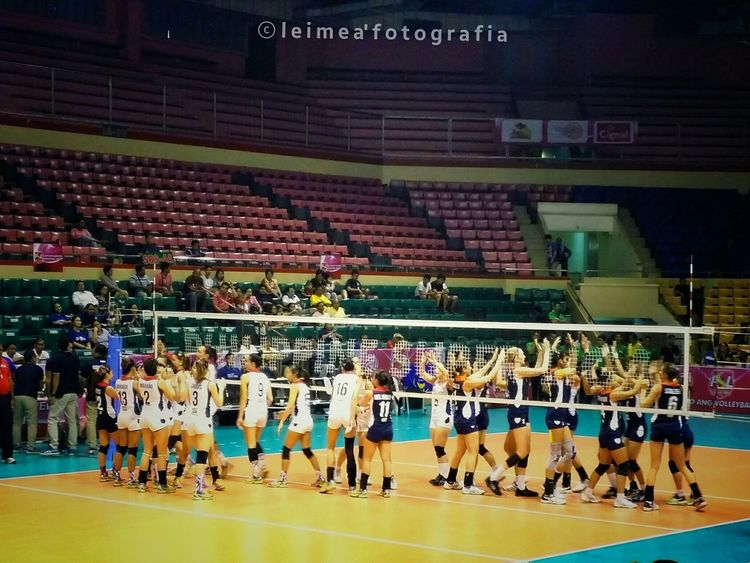 Final game 1 starts now! Goodluck Foton Team! Pslgrandprix2015 Finals Game1 PetronvsFoton Fightfightfight Volleyballteam Sports Showcase: November Photography Snapseed Leimeafotografia Eyeem Philippines