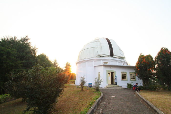 Bosscha observatorium, Bandung, Indonesia Architecture Astronomy Bandung Bosscha Building Heritage INDONESIA Observatorium