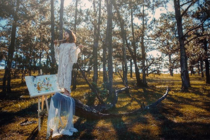 Dreamer's Heart Vietnam Portrait ArtWork Darkness And Light Photography Photooftheday Dreamer Photobyme 📷