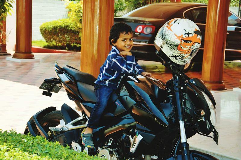 Next Generation rider