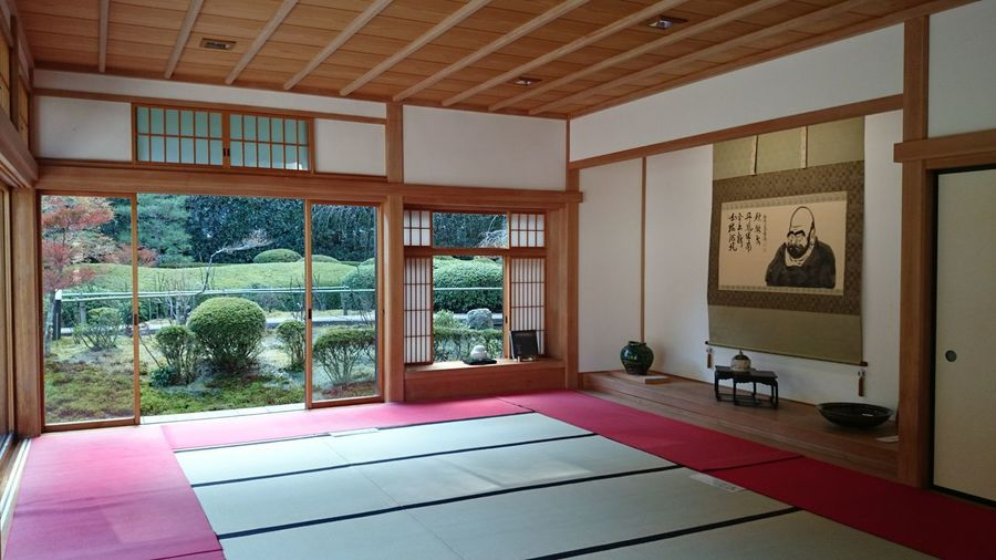 Japan Japan Photography Japanese Style Japanese Temple Built Structure Home Interior Indoors  Japan Scenery Japanese Photography No People Window Wood - Material