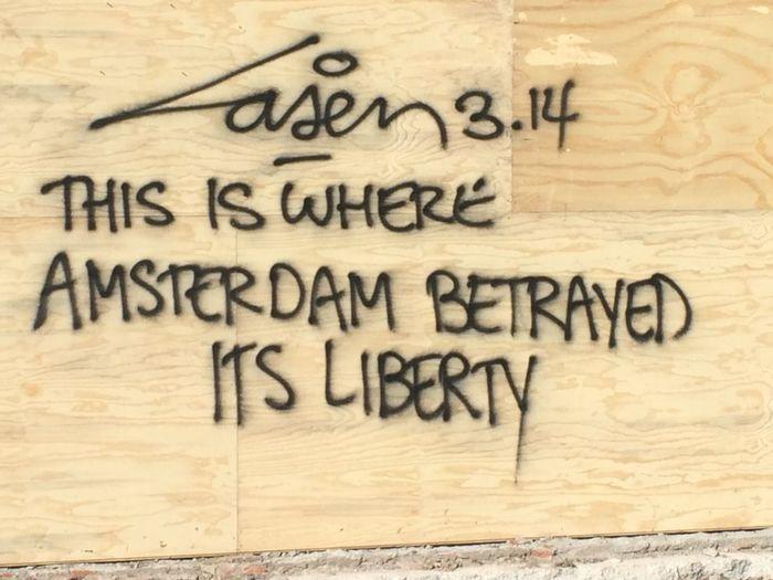 Street Art Graffiti Laser 3.14