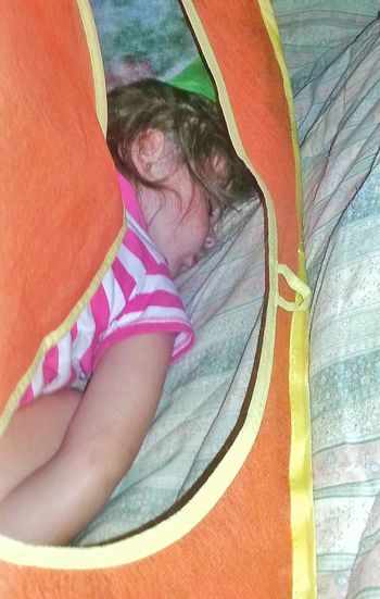 Night Night, Sleep Tight Sleeping Soundly Sleeping Girl Sleeping In A Tent Bed Time Tent Camping Inside Funny Sleeping Position Tired Child Sleep Like A Baby Little Girl Bed Out Like A Light