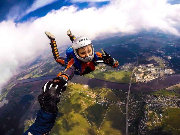 FlyorDie Beahero Extreme Sports Flywithme Go Higher Skydiver Skydiving Skyporn