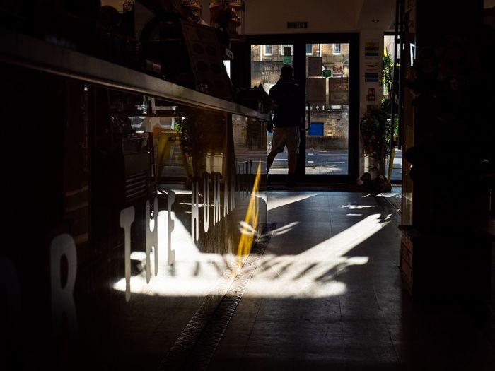 Cafe light -