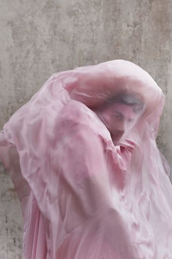 Pink masquerade