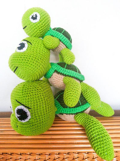 Knitted  Green