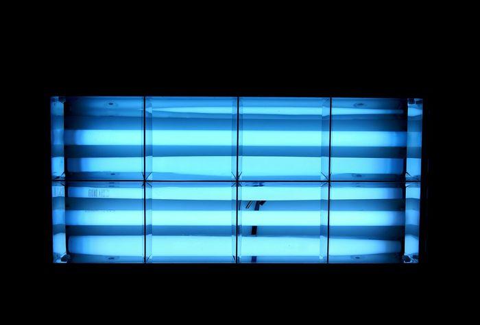 Light Light And Shadow Lighting Luminous Office Taking Photos Walking Around Bulb Illumination Blue