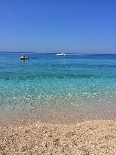 Summer Beach Nature_collection Summertime Life Is A Beach The Sky Is The Limit Blue Sky Blue Love Vlore