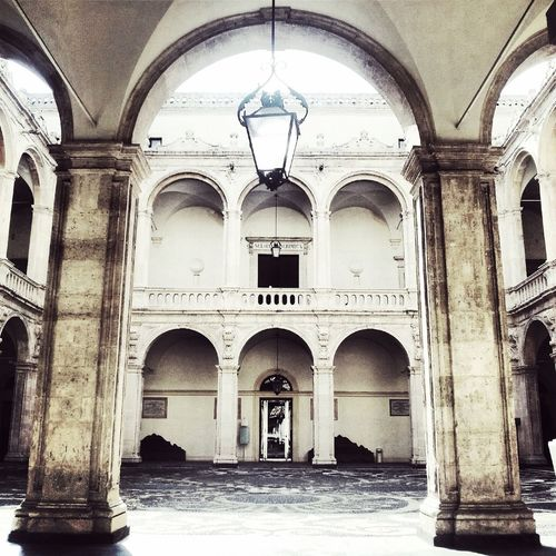 Architecture Italy Life Travel Grey Classic Photography Italia Courtyard