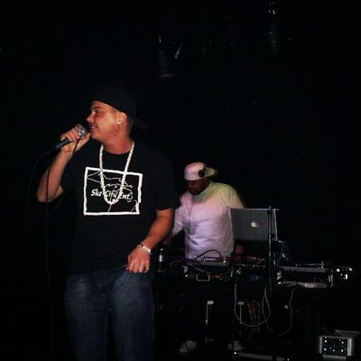2008 performing... Opening up for Young Dro & Yung La