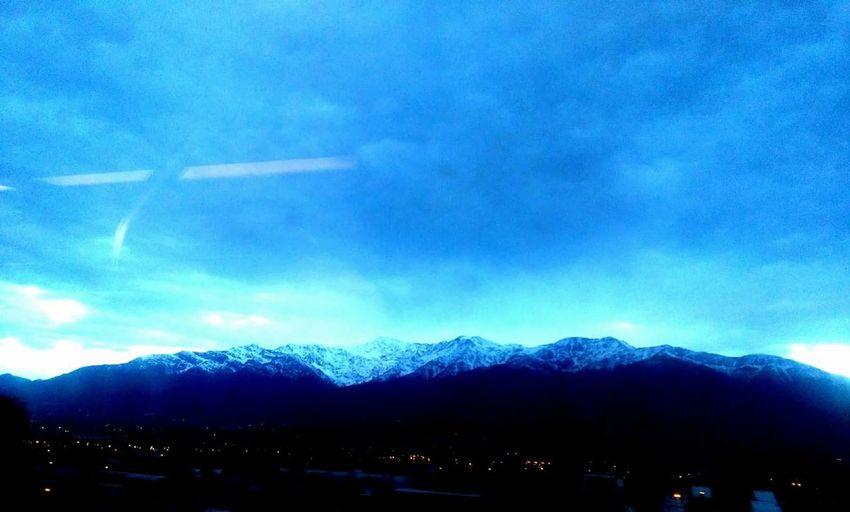 Amanecer en Santiago de Chile First Eyeem Photo